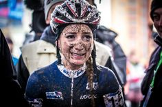Backstage, emotions flooded the face of the 2015 Cyclocross gold medalist, Pauline Ferrand-Prevot. Photo: BrakeThrough Media | brakethroughmedia.com