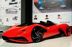FERRARI ETERNITA Concept 2011  Hit the FOLLOW button - LIKE AND REPIN