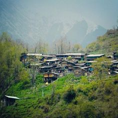 """Image by @missterious_ in a """"Himalayan Village"""", India"""