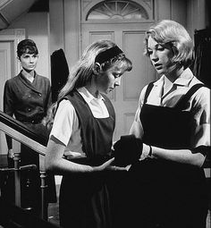 """Children's Hour, The"" Audrey Hepburn and Shirley MacLaine 1961 UA"
