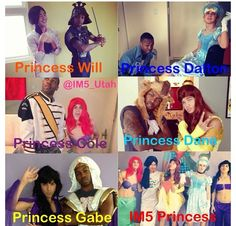 My favorite princesses.