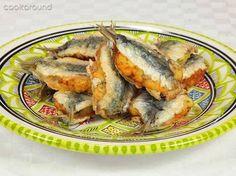 Recette Sardines Farcie