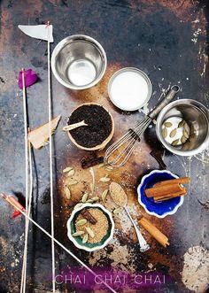 tea cup tea: HOW TO MAKE CHAI