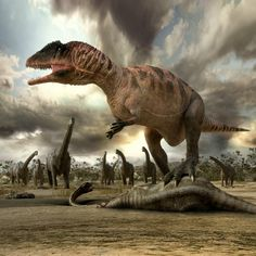 Mapusaurus | Planet Dinosaur