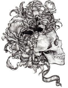 Juxtapoz Magazine - Lucy Hardie's Intricate Illustrations | Illustration