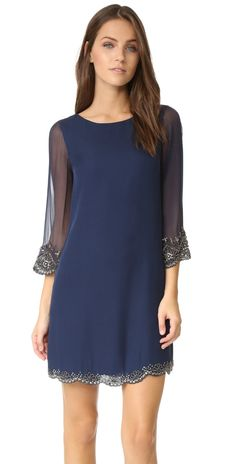 We're in love with this alice + olivia Frieda dress.