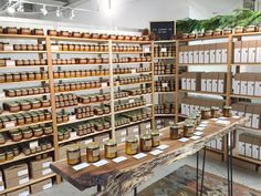 P.F. Candle Co. booth at Unique LA