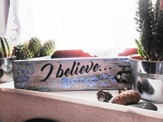 believe ... by angela Kosmatou on Etsy
