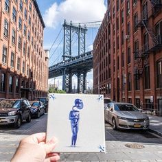 Once upon a time in America. Once Upon A Time, Portuguese Tiles, Brooklyn Bridge, Surrealism, Travel, Vintage, Design, Tiles, Viajes