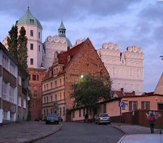 Szczecin, Poland The Beautiful Country, Beautiful Places, Places To See, Places Ive Been, Travel Around The World, Around The Worlds, Visit Poland, Aalborg, Europe