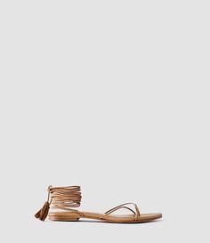 Dorica Flat Sandal