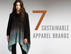 Seven sustainable fashion brands featuring INDIGENOUS designs and @eileenfisherny.