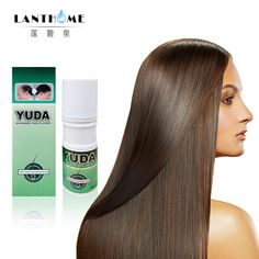 100% original Promising 7 days yuda hair growth, ANTI hair loss treatment, men hair solution, Restore your hair fall problem