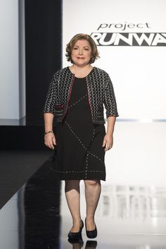 Project Runway - Season 15 - Episode 9 - Life Is Full of Surprises - Rik's creation for his mom - Winning look
