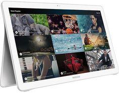 "Samsung 18.4"" Galaxy View SM-T670 32GB Tablet (White)"
