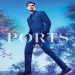 Arthur Gosse Fronts Ports 1961 Spring/Summer 2013 Campaign
