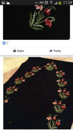 Christmas Embroidery Patterns, Embroidery Patterns Free, Cross Stitch Boarders, Pattern Design, Free Pattern, Hardanger Embroidery, Prayer Rug, Chain Stitch, Tatting