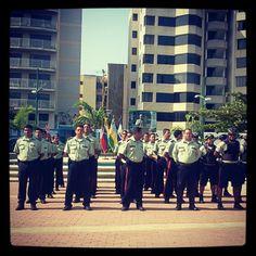 La seguridad seguirá siendo el compromiso del Gobierno Municipal con los morreños #Lecheria #21Aniversario - @lecheria- #webstagram