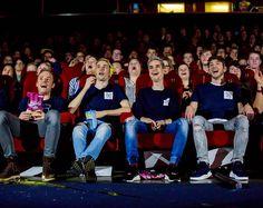 33.4K vind-ik-leuks, 239 reacties - Link (@linktijger) op Instagram: 'Finale kijken met de finalisten!'