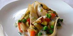 Veggie Stuffed Jumbo Shells | VegOnline.org | Meatless Monday