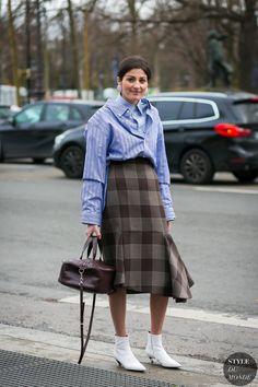 Irina Linovich by STYLEDUMONDE Street Style Fashion Photography