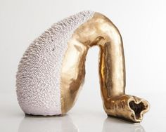 Accretion vase by The Haas Brothers