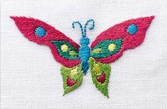 Butterfly Light Effects floss. PDF free download