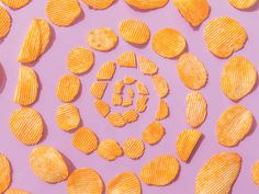 Letter of Recommendation: Cheddar and Sour Cream Ruffles - The New York Times Still Life Photography, Food Photography, Pattern Photography, Food Patterns, Passion Project, Photo Reference, Commercial Photography, Stop Motion, Wallpaper Backgrounds