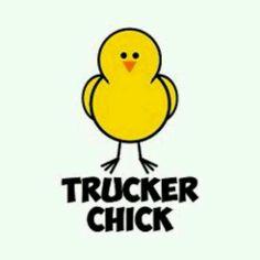 Trucker chick