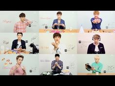 Eye Contact with EXO (BGM: TENDER LOVE) - YouTube awwww this is SOOOO cute! but Tao isn't in it :( but its still cute :)