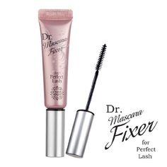 Etude House Waterproof Dr Mascara Fixer for Perfect Lash * This is an Amazon Affiliate link. Click image for more details.