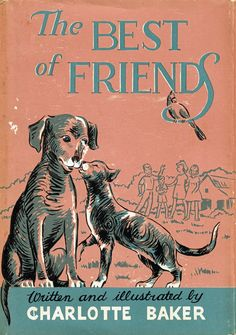 The Best of Friends, book jacket, 1966