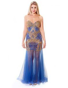 Alugue este magnífico vestido por R$ 460,00 na http://blacksuitdress.com.br/debutantes/Aluguel/vestido-de-festa-tomara-que-caia-aluguel-tamanho-42-346.html#/tamanho-42/cor-azul/rental_days-8 #vestidodefesta #fashion #azul #madrinha #formanda #formatura #casamento #maedenoiva