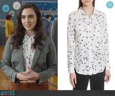 13 Reasons, Other Outfits, Star Print, Printed Blouse, Pattern Design, Street Wear, Slim, Shirt Dress, Stars