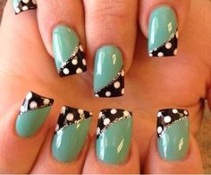 20 Best Nail Art Designs ‹ ALL FOR FASHION DESIGN