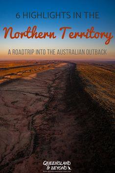 Highlights from a Northern Territory Road Trip Australia Country, Visit Australia, Australia Travel, Australian Road Trip, Australian Beach, Australia Destinations, Travel Destinations, Explore Travel, New Zealand Travel