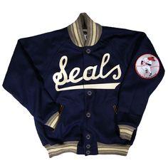 San Francisco Seals Clubhouse Jacket via Svpply