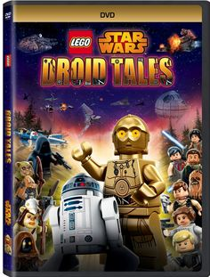 LEGO STAR WARS Droid Tales Coming To DVD March 1st