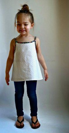 EmmylouBeeDoo!: Shandiin Tank & Tunic - New Pattern Release