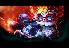 Heimerdinger League of Legends | LoL by xguides.deviantart.com on @deviantART