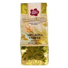 Hilo Hattie Kona Coffee Whole Bean Hawaiian Coffee, Kona Coffee, Maui, Tea Time, The 100, Roast, Beans, Recipes, Food