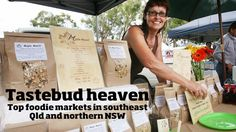 list of Brisbane farmer's markets