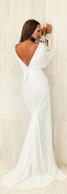 Unique style to wear for a wedding dress