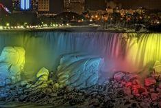 Niagara Falls in Winter. (via #spinpicks)