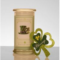 Happy St. Patrick's Day Jewelry Candles