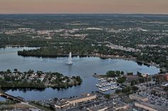 Neat Facts About Little Lake — PtboCanada Peterborough Ontario, Samuel De Champlain, Peter Robinson, Rice Lake, Boat Lights, Parks Canada, Two Rivers, Festival Lights, Small Island