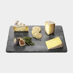 WANT: Slate Cheese Board - $32 @ momastore.org | This would be excellent for a tasting party