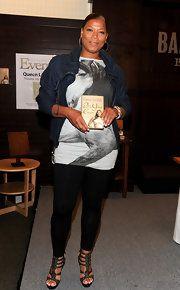 Queen Latifah Gladiator Heels