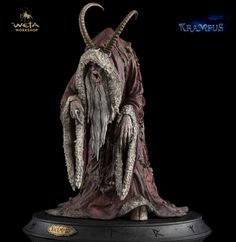 Krampus Movie Statue