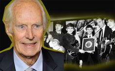 George Martin Dead: Beatles' Producer and Arranger Was 90